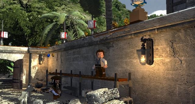 Причислить к жанру платформер пираты
