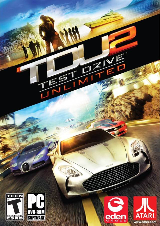 Test Drive Unlimited 2 – автогонки в формате стерео 3D