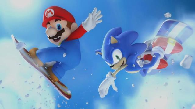«Super Mario 3DS» и «Mario & Sonic at the London 2012 Olympic Games» для Nintendo 3DS
