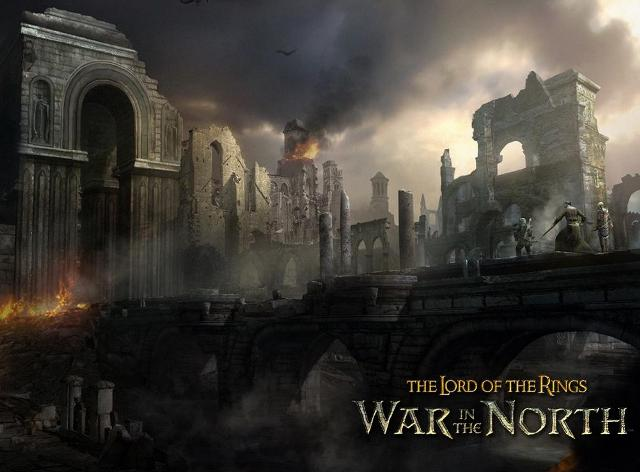 The Lord of the Rings: War in the North с официальной поддержкой NVIDIA 3D Vision