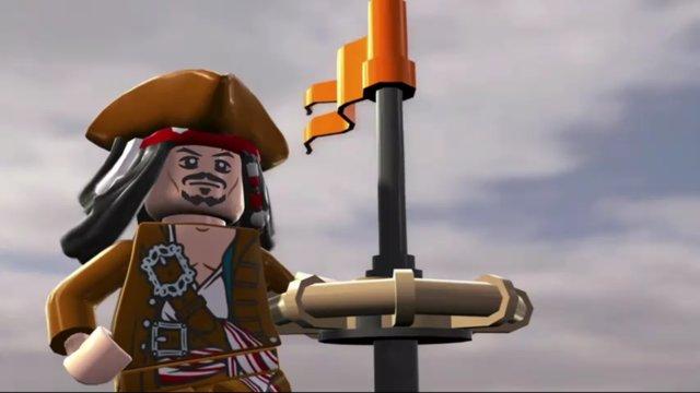 3d фильм disney пираты карибского моря
