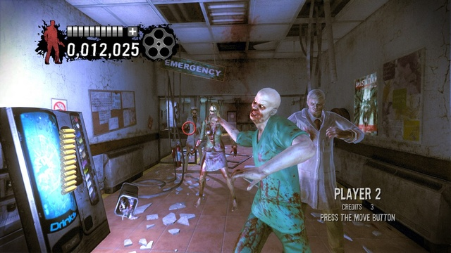 The House Of The Dead: Overkill – Extended Cut для PS3 выйдет 28 октября 2011