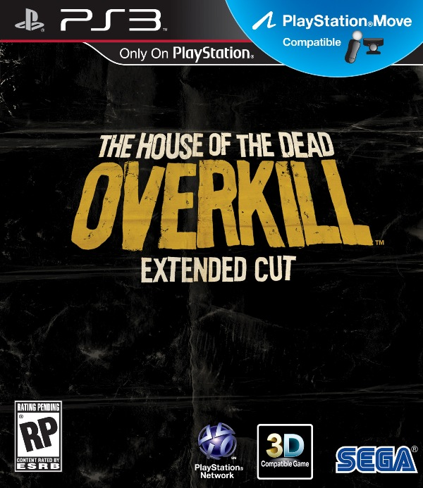 3D-шутер The House Of The Dead: Overkill выйдет для PlayStation 3