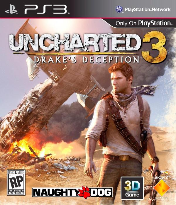 3D-игру Uncharted 3: Drake's Deception показали на E3