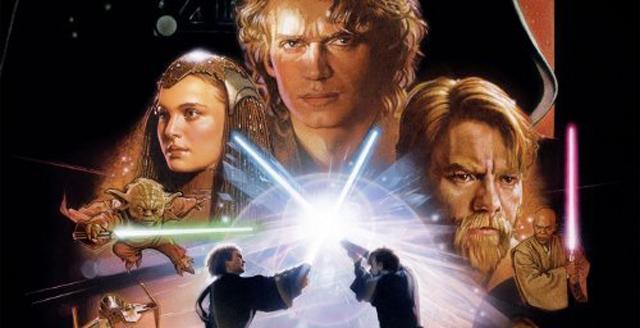 Звездные войны на большом экране