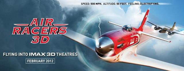 Авиашоу Reno Air Races в Неваде покажут в 3D