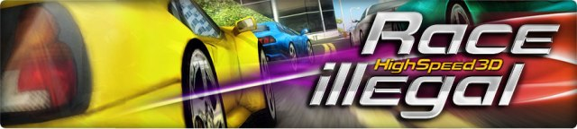 Race Illegal: High Speed 3D для iPad2, iPhone4 и iPhone 3G