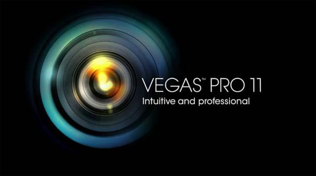 Система нелинейного видео и аудио монтажа. Vegas предлагает бескон…