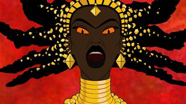 Кирику, мужчины и женщины»: 3D-история о маленьком негритенке ...