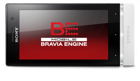 дисплей Reality Display с технологией Mobile BRAVIA Engine