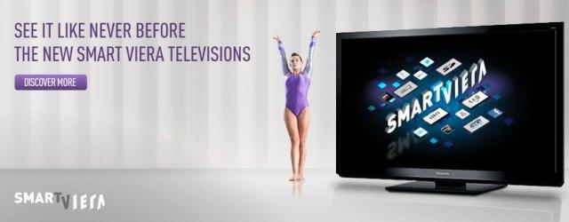 Новая линейка HD 3D-телевизоров Panasonic