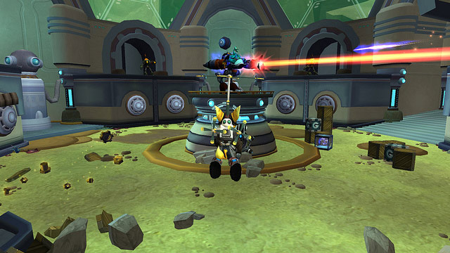 3D-игры The Ratchet & Clank Collection для PlayStation 3