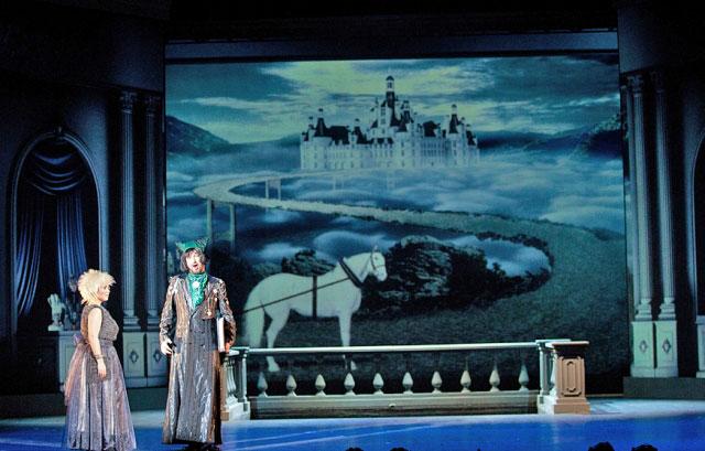 Идея постановки оперы «Золушка» в 3D принадлежит Виктору Герасименко