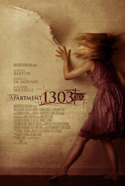 Премьера 3D-фильма «Апартаменты 1303» в России состоится 6 декабря 2012 года