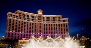 Музыкальный фонтан Bellagio в Лас-Вегасе: YouTube стерео 3D
