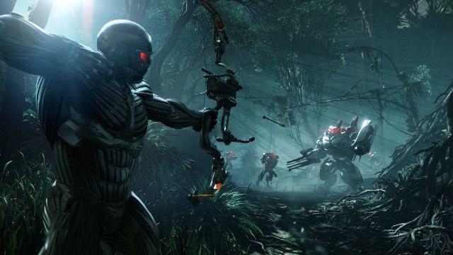 Релиз шутера Crysis 3 состоится весной 2013 года