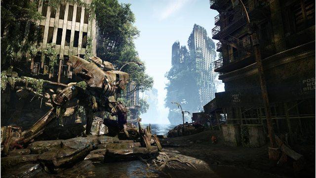 Crysis 3: новые скриншоты
