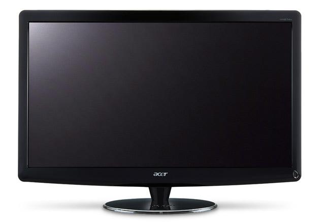 Компания Acer представила 27-дюймовый Full HD LED 3D-монитор HN274HB