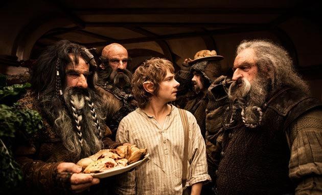 Питер Джексон работал над сценарием к 3D-фильму «Хоббит: Нежданное путешествие»