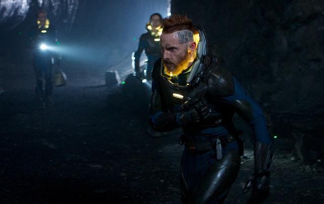 Мировая премьера 3D-боевика «Прометей» состоится 8 июня 2012 года