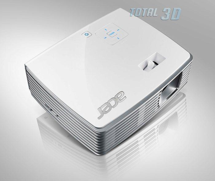 3D Ready LED-проектор Acer K130