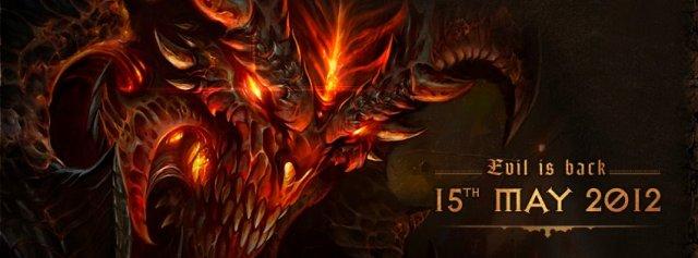 Ролевой экшен Diablo III в формате стерео 3D