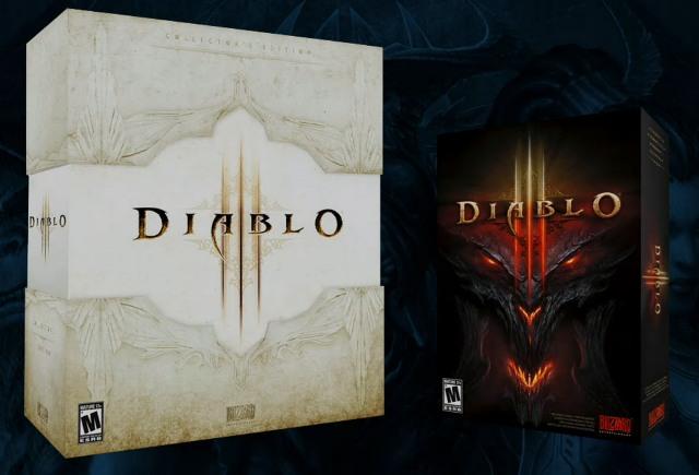 Издания 3D-игры Diablo III
