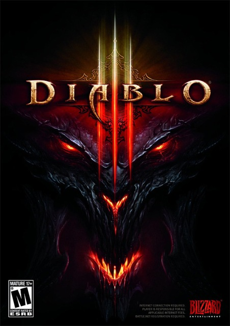 Diablo III с поддержкой NVIDIA 3D Vision