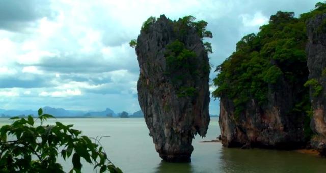 Таиланд в YouTube 3D-ролике