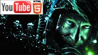 YouTube 3D: Blu-ray 3D трейлер к триллеру «Санктум»