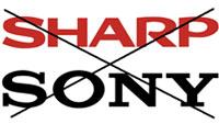 Sony и Sharp больше не будут выпускать ЖК-панели вместе