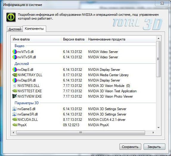 Первые WHQL-сертифицированные драйверы GeForce 301.42 серии R300