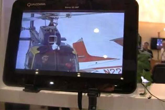 «Безочковый» 3D-планшет Qualcomm