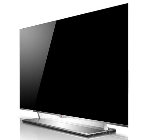 Всего €8000 и он ваш: 55-дюймовый OLED 3D-телевизор LG 55EM9600