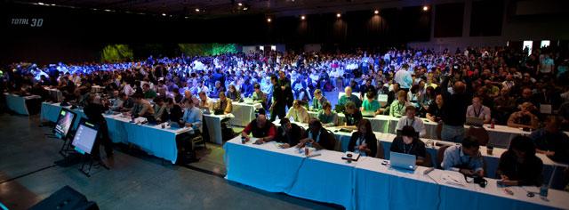 NVIDIA GTC 2012: события первого дня