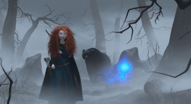 Режиссеры 3D-мультика «Храбрая сердцем» – Марк Эндрюс и Бренда Чэпман