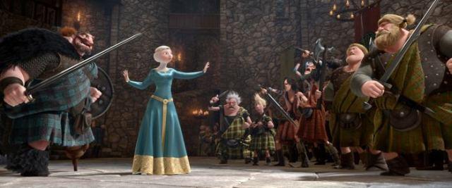 Мировая премьера 3D-мультика «Храбрая сердцем» состоится 21 июня 2012 года