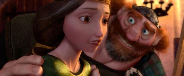 Продюсеры 3D-мультика «Храбрая сердцем» – Кэтерин Сарафьян и Джон Лассетер