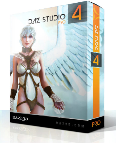 Digital Art Zone (DAZ) выпустила Genesis Supersuit для DAZ Studio