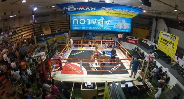 Тайский бокс в 3D-формате