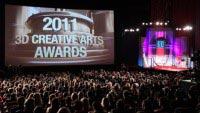 3D Creative Arts Awards: конкурс трехмерных короткометражек