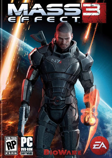YouTube 3D-слайд-шоу к шутеру Mass Effect 3
