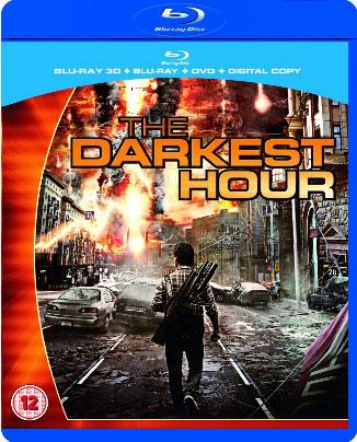 3D-фильм «Фантом» на дисках Blu-ray 3D