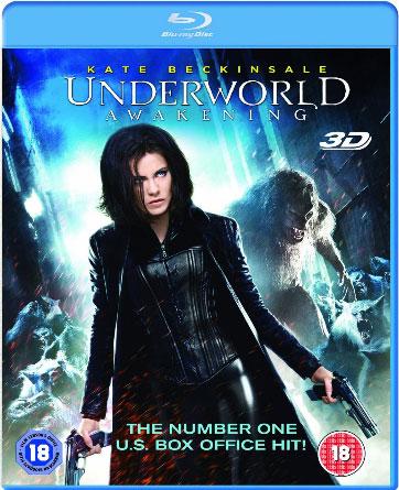 3D-фильм «Другой мир 4: Пробуждение» на дисках Blu-ray 3D