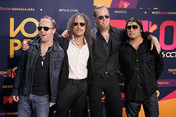 3D-фильм о группе Metallica выйдет на экраны кинотеатров в 2013 году