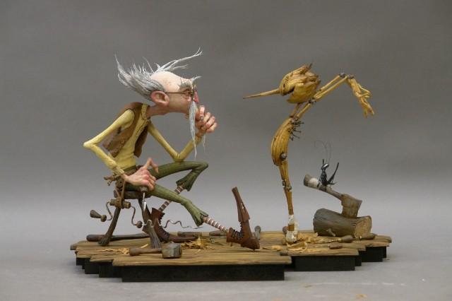 3D-мультфильм «Пиноккио» (Pinocchio)