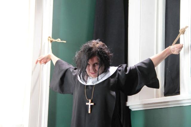 Главный герой 3D-триллера «Святой Дракула 3D» – Дракула
