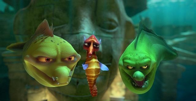 Мировая премьера 3D-мультика «Шевели ластами 2» состоится 1 августа 2012 года