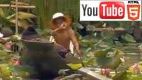 «Тайский борец 3D»: боевые искусства на YouTube стерео 3D