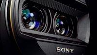 Handycam HDR-TD10E, первая бытовая Full HD 3D-камера Sony
